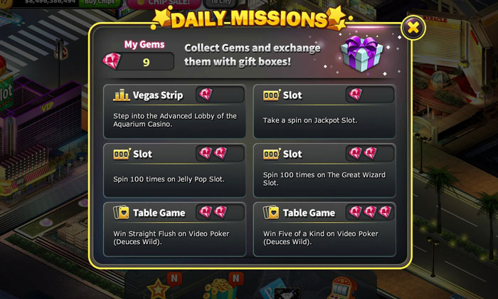 Slot Games With Missions